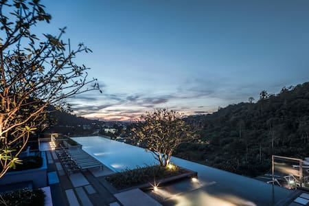 Lux Living in The Heart of Phuket - Phuket - Departamento