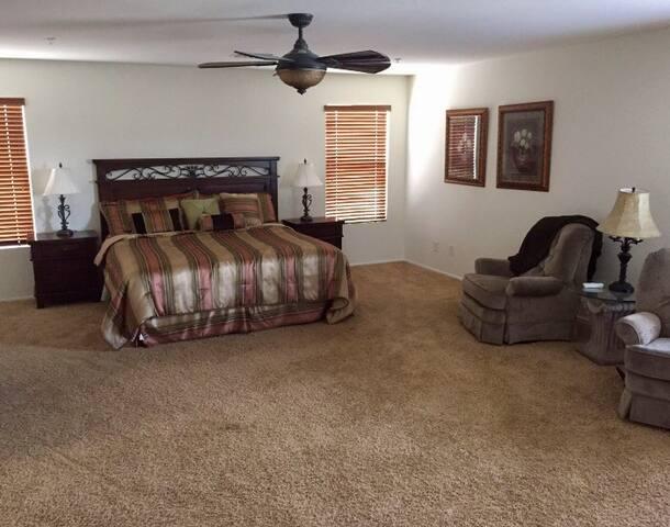 Nice and big Master bedroom