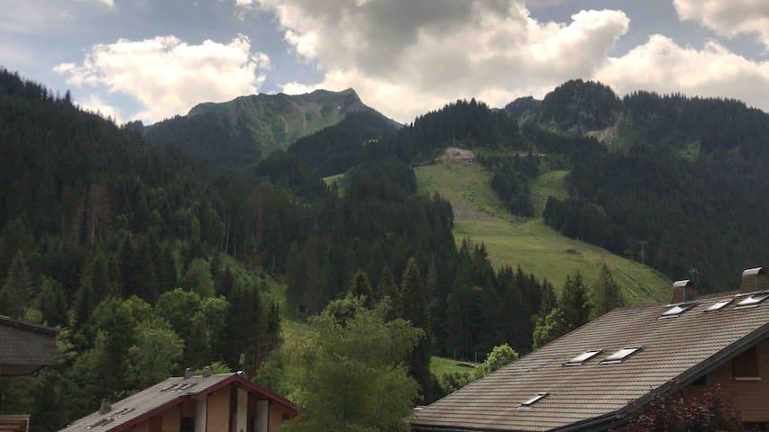 La montagne «un coin d'oxygène»