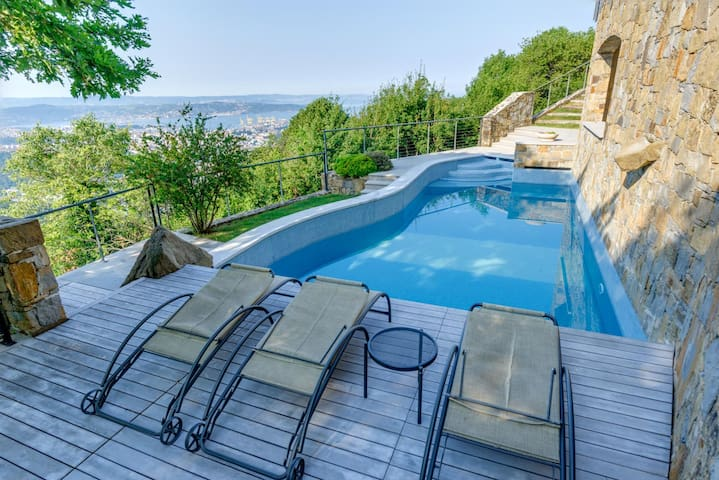 B&B Villa BellaVista-Luxury Suite-Spectacular View