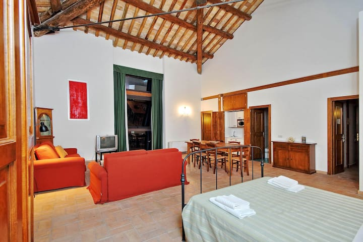 Bright accomodation in the roman countryside - Rooma - Huoneisto