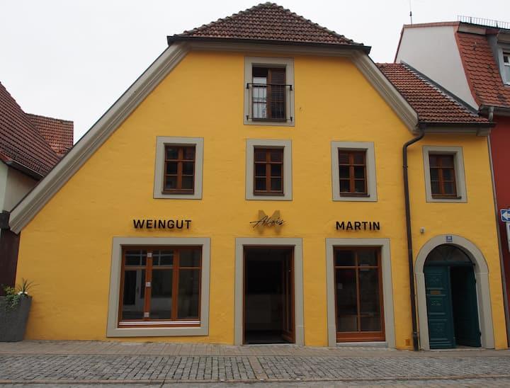 Ferienwohnung Studio Weingut Martin