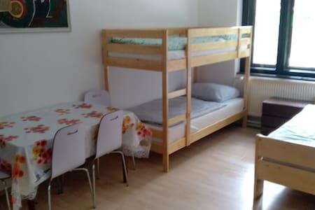 Ubytování Dagmar - 4 lůžkový pokoj