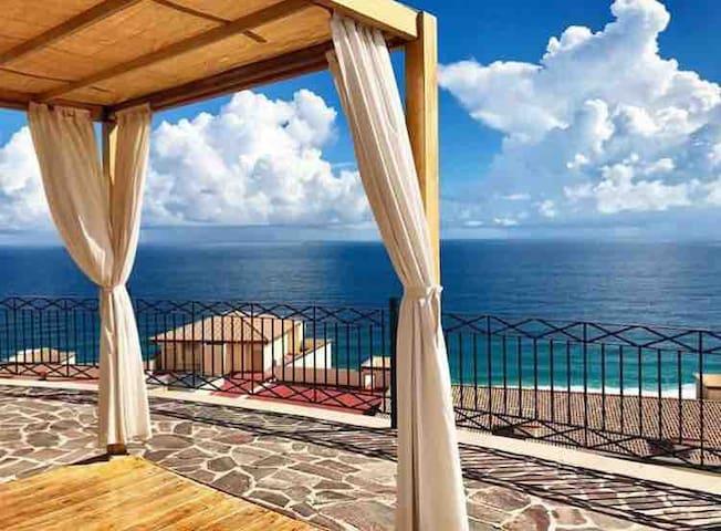 Private Ocean View Suite, Sunset Beach Resort