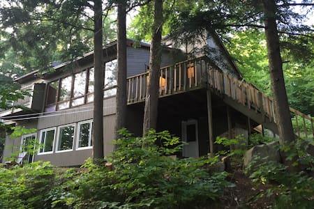 Otter Lake Cottage - Parry Sound - Haus