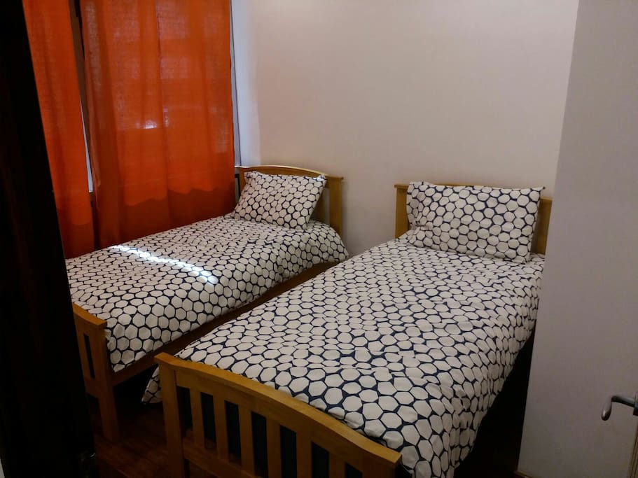 Twin / Double Bed-Room