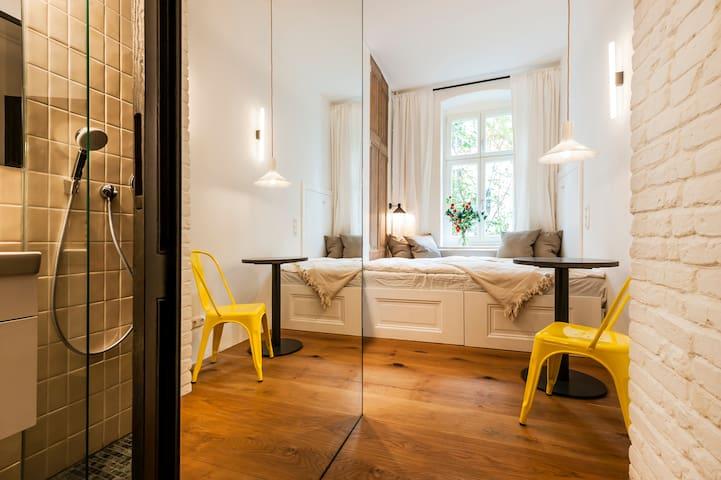 Micro Apartment Berlin Mitte