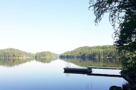 Saimaa Sunset Cottage, FREE Wi-Fi