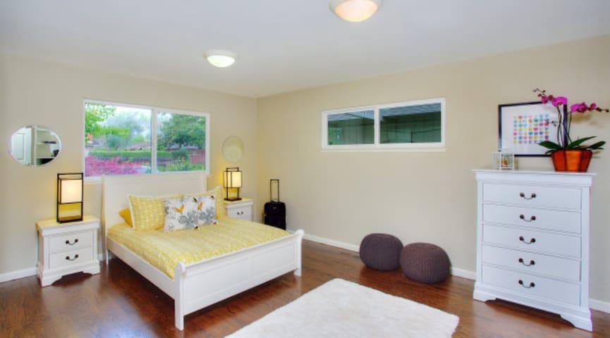 C. Private Master Suite in PALO ALTO House