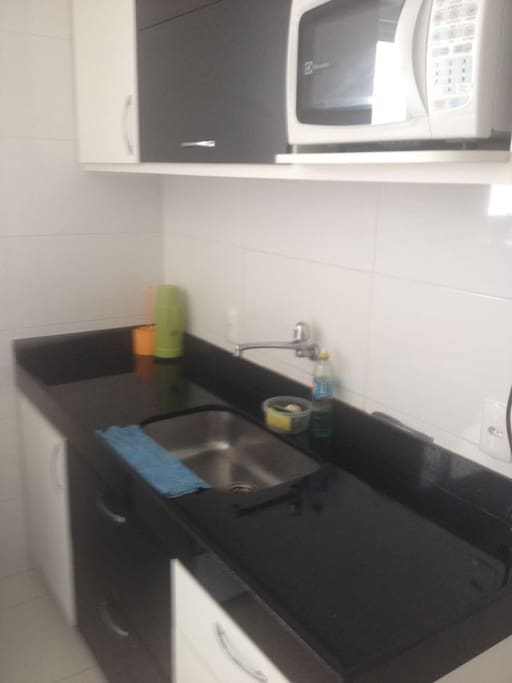microondas cozinha