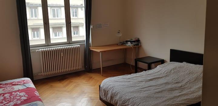 Convenient room near Les Halles