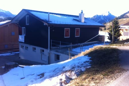 Ski Hütte im Sörenberg - Flühli