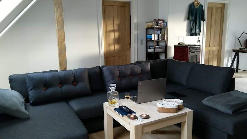 Indoor Paradise, close to Klitmøller, 1