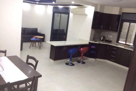 New modern high level apartment in Beit Jala