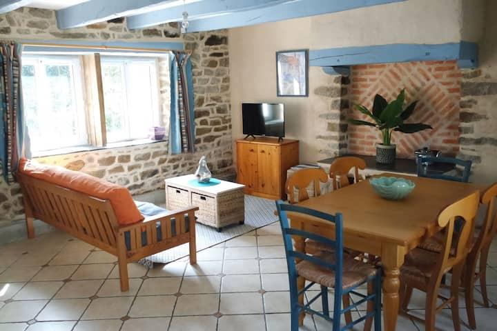 Arradon Maison traditionnelle pour séjour familial