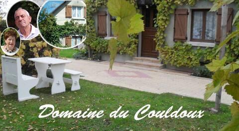 "独栋别墅""Domaine du Can oux"""