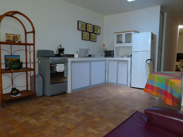 CONFORTABLE APARTMENT FURNISHED - Oaxaca - Wohnung