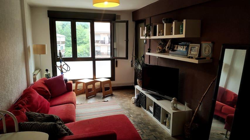 Habitación privada 5 minutos de San Sebastián