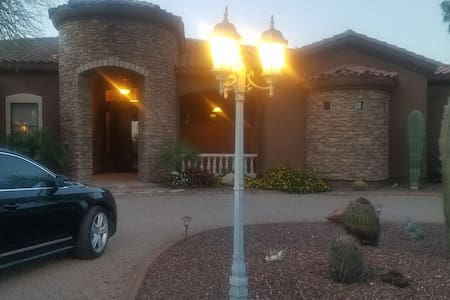 March Madness Oasis! - Litchfield Park - Casa