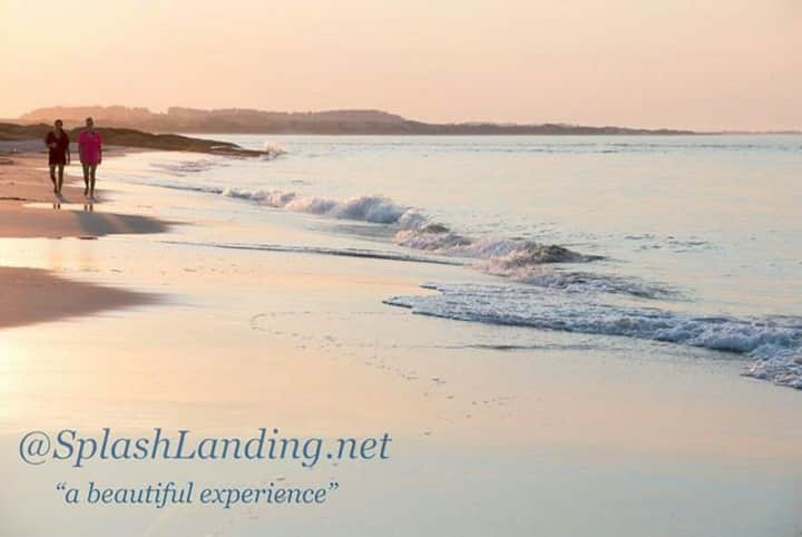 SplashLanding Private Beach Getaway in Gloucester