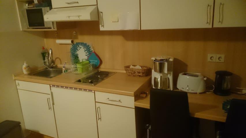 Kleines aber feines Appartement in Freiberg - Freiberg