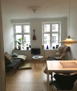Charming apartment with two rooms - Copenhagen