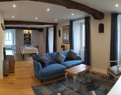 Beautifully refurbished apartment in Mundaka