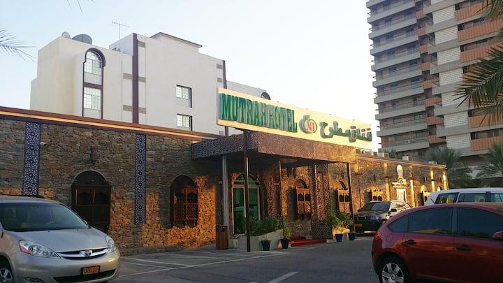 MUTRAH HOTEL- JUST WALK-IN DISTANCE MUTRAH SOUQ