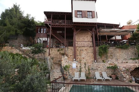 Romantic Boutique Hotel in Castle - Alanya - Inap sarapan