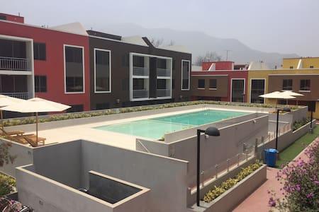 Casa equipada, Ñaña - Chaclacayo - Chaclacayo