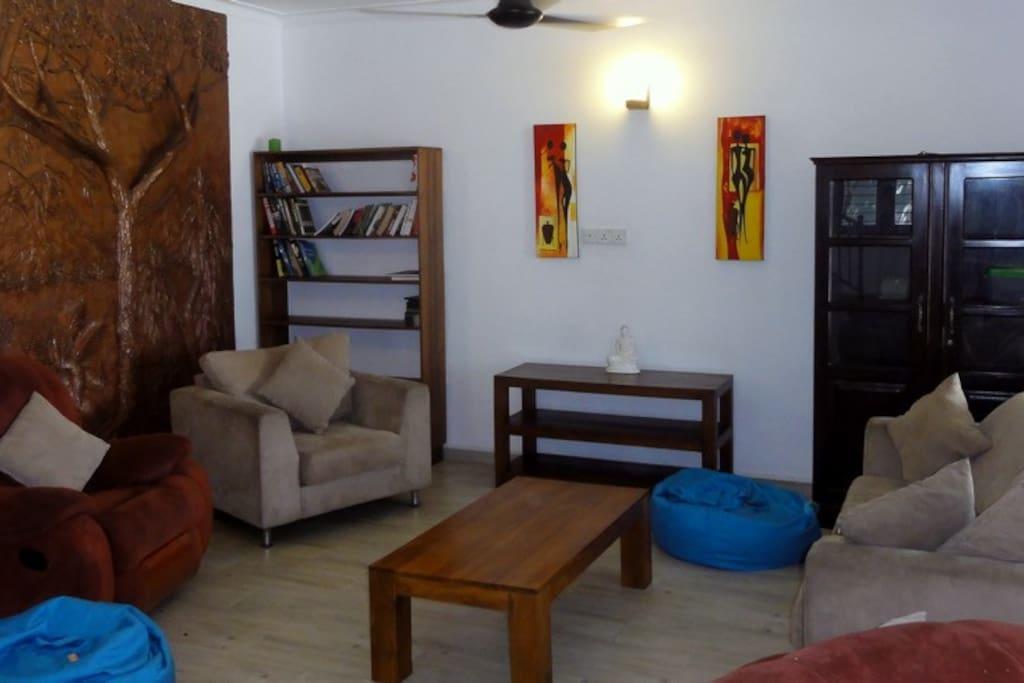 Sitting Area Ground Floor