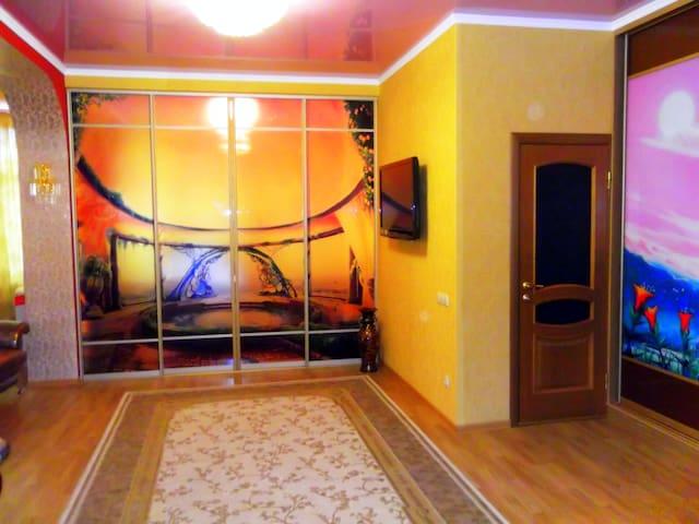 Квартира для отдыха семьи у моря - Soczi