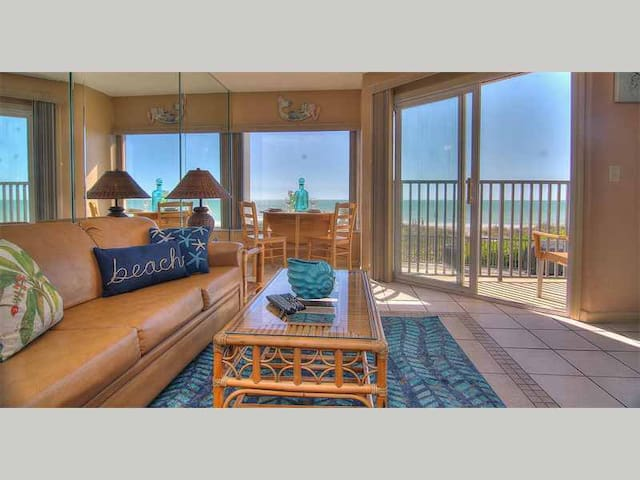 BBC112 - Beachfront Bliss without Breaking the Bank - Belleair Beach - Wohnung