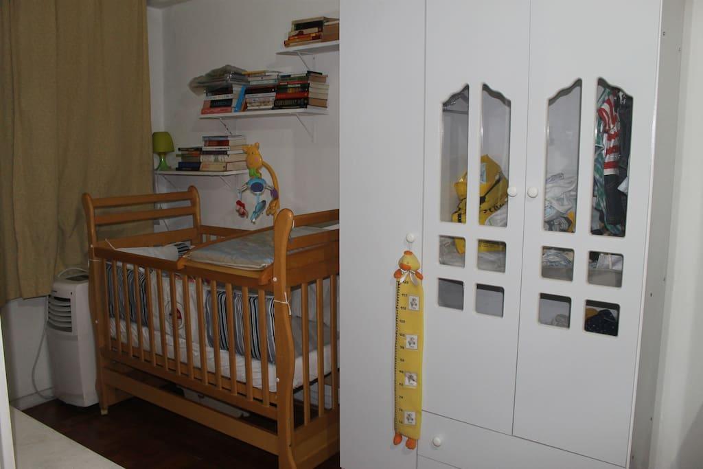 Espaço para bebês