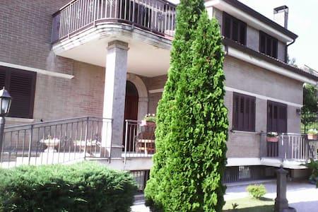 Villetta di lusso immersa nel verde - Capriglia irpina
