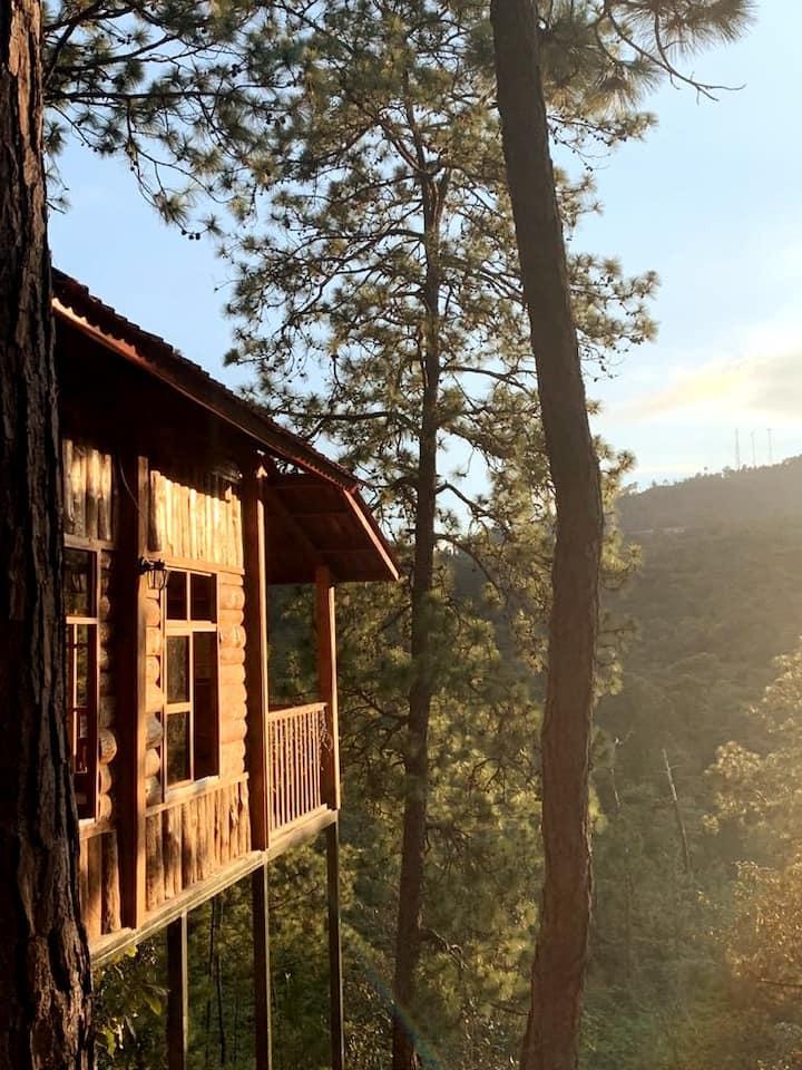 Acogedora cabaña de montaña, Villa Verde