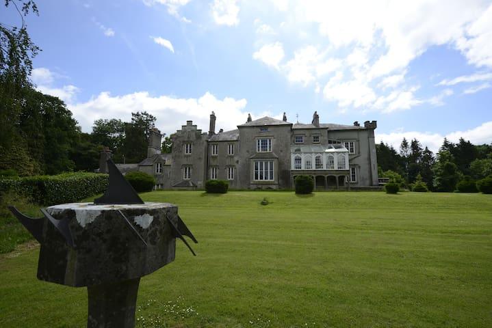 Shankill Castle - Kilkenny - Castelo