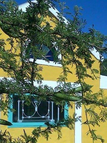 Cabaña La Fe - La Paz - Casa