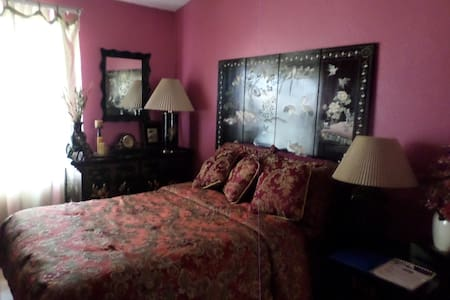 BEAUTIFUL PRIVATE FURNISHED ROOMS! - Rialto - Talo