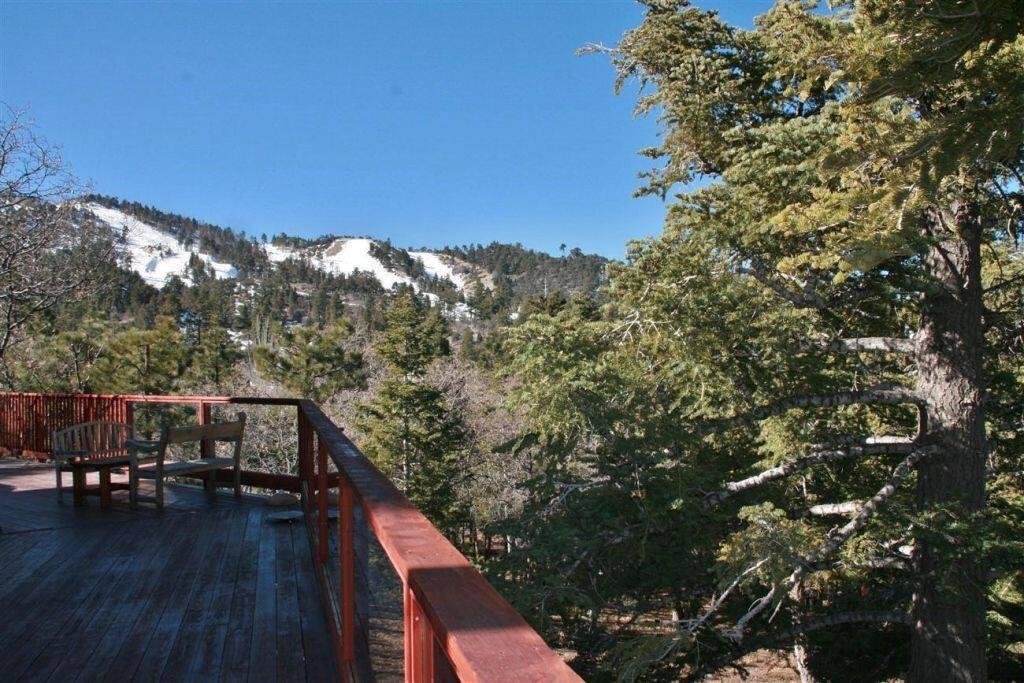 Amazing Ski Resort Views!