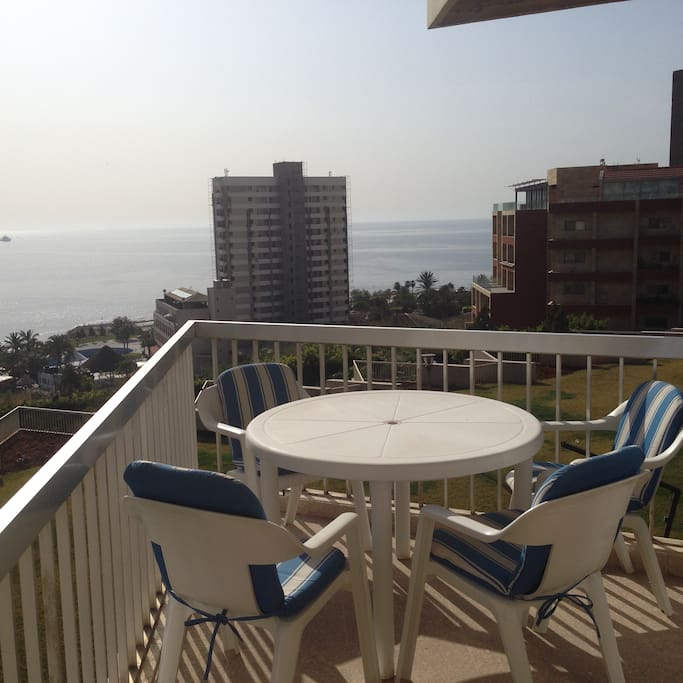 Great view of the sea and the Jounieh bay