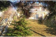 Villa Arcobaleno B&B -TN Camera doppia Verde Nord