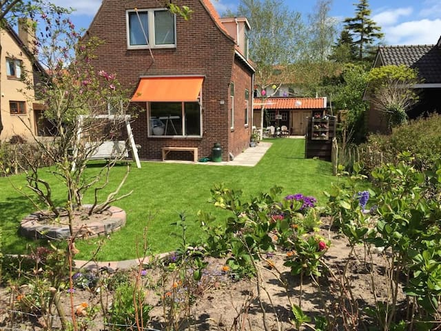 Lovely house at a small village close to Amsterdam