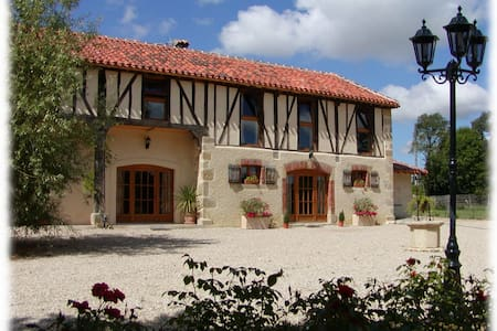 Le Cottage - Maison Tillac - Tillac - Talo
