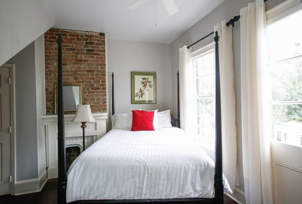 Romantic marigny near french quarter suite 11 chambres d for Chambre d hotes orleans
