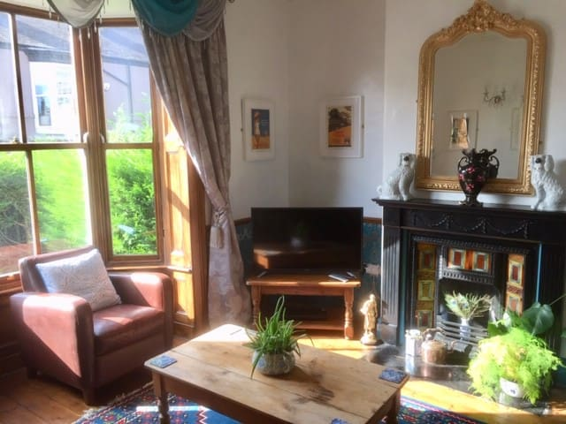 The House at Crooked End - Sleeps 8 central York