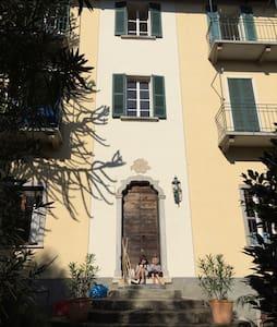 Charmant historical familiy Palazzo - Ghiffa