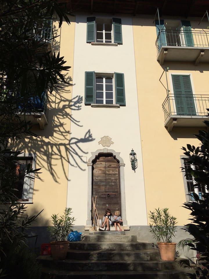Charmant historical familiy Palazzo