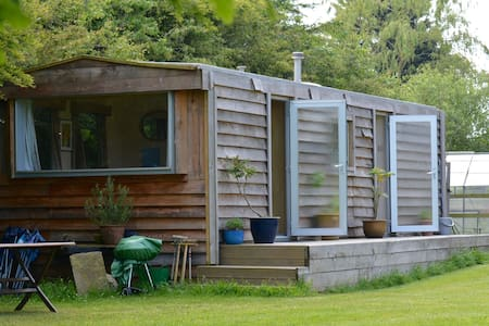 Rustic retro retreat in paddock - Woodhall Spa.