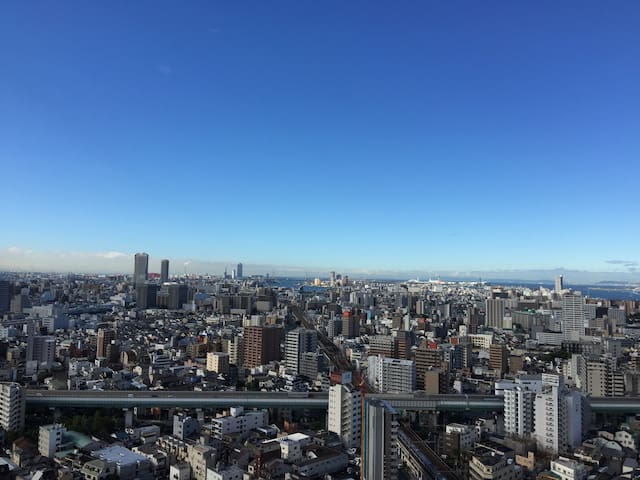 梅田(大阪駅)からひと駅!特別なひと部屋